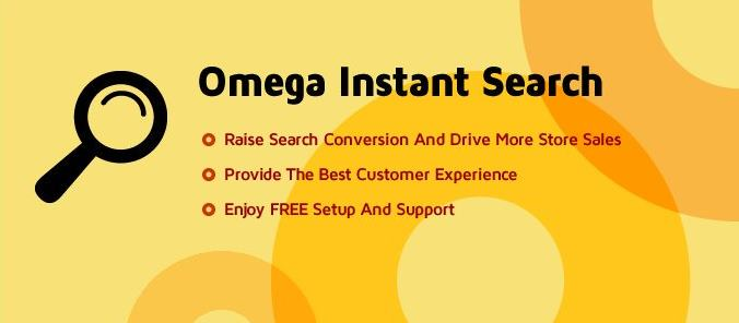 Omega Instant Search