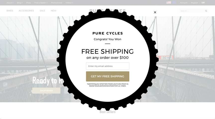 Free shipping will attract more customers boosting your ecommerce sales