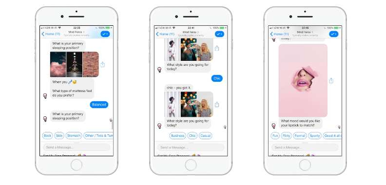 Conversational chatbots will drastically help to improve ecommerce sales