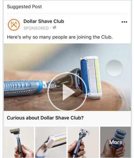 dollar rasage club fb ad
