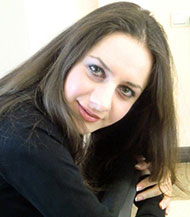 Yana Ghahramanyan